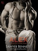 Review: (ARC)  Alex by Sawyer Bennett