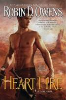 Review: Heart fire by Robin D. Owens.