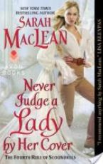 Book Tour and Giveaway: Never judge a Lady by her cover by Sarah Maclean