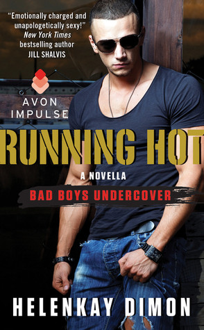 Book Tour and Giveaway: Running Hot by Helenkay Dimon