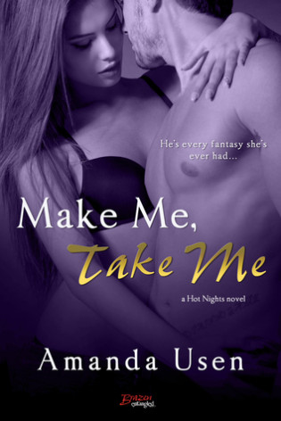 ARC Review: Make me take me by Amanda Usen