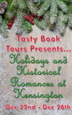 Holidays and Historical Romances at Kensington.