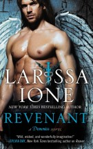 Book Tour: Revenant by Larissa Ione Review + GIVEAWAYS