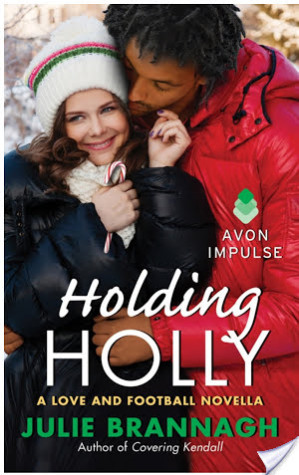 Book Tour and Giveaway: Holding Holly by Julie Brannagh