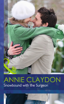ARC Review: Snowbound with the Surgeon by Annie Claydon