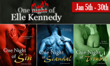 One month of Elle Kennedy – After Hours Series + GIVEAWAY!!