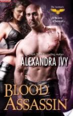 On Tour: Blood Assassin by Alexandra Ivy Review + Giveaway!