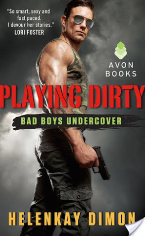 On Tour: Playing Dirty by HelenKay Dimon Review + Giveaway