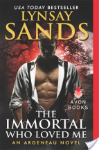 Review: The Immortal Who Loved Me by Lynsay Sands