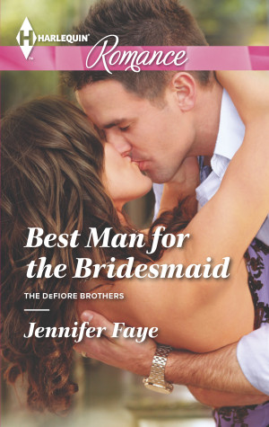 Review: Best Man for the Bridesmaid by Jennifer Faye + Giveaway