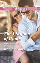 Review: The Playboy of Rome by Jennifer Faye + Giveaway
