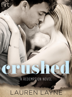 Review: Crushed by Lauren Layne + Giveaway!