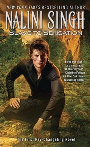 Review: Slave to Sensation by Nalini Singh (New Cover + Giveaway)