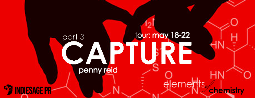 Review: Capture (EOC #3) by Penny Reid + Giveaway!