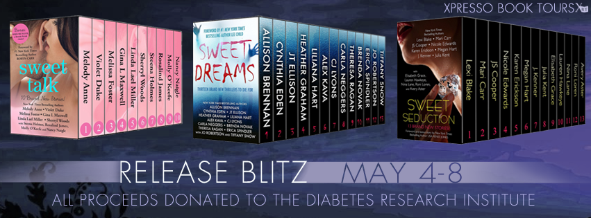 Cure for Diabetes Anthologies + Giveaway