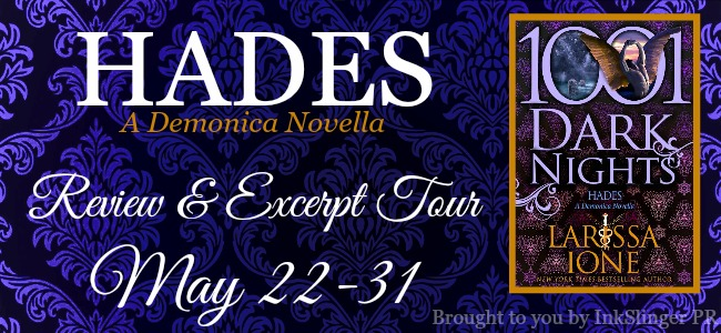 Review: Hades (1001 Dark Nights/Demonica) by Larissa Ione.