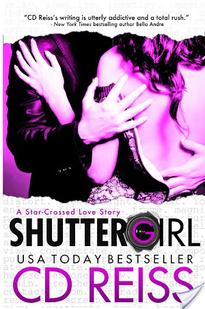 Excerpt: Shuttergirl by CD Reiss