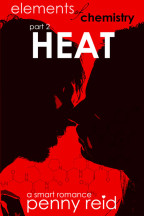 Review: Heat (EOC #2) by Penny Reid + Giveaway