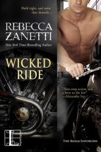 Early review: Wicked Ride by Rebecca Zanetti