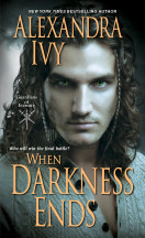 Review & Giveaway: When Darkness Ends by Alexandra Ivy.