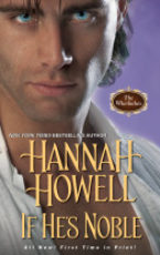 Review: If He's Noble by Hannah Howell + Giveaway