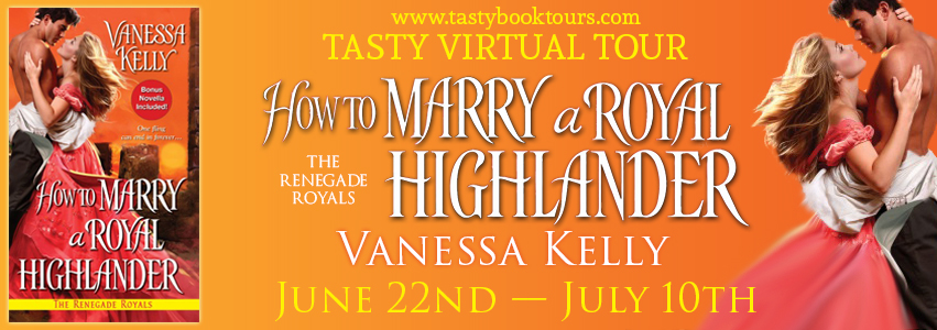 Excerpt: How to Marry a Royal Highlander by Vanessa Kelly + Giveaway.