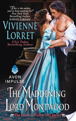Interview with Vivienne Lorret, Author of  'The Maddening Lord Montwood'.