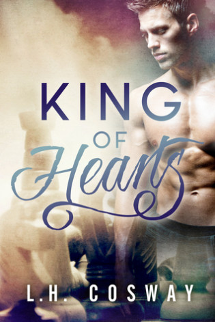 Release Day: King of Hearts by L. H. Cosway + Giveaway
