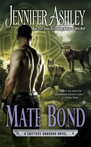 Review: Mate Bond by Jennifer Ashely