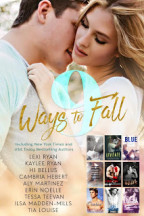 Release blitz: 9 ways to fall anthology and giveaway