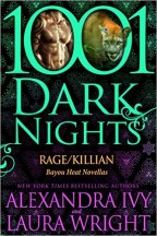 Review & Excerpt: Rage and Killian by Alexandra Ivy and Laura Wright.