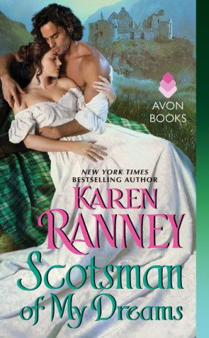 Excerpt: Scotsman of My Dreams by Karen Ranney and Giveaway
