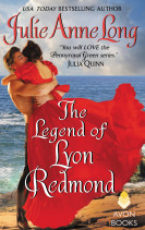 Excerpt: The Legend of Lyon Redmond by Julie Anne Long + Giveaway
