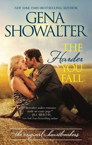 Pre-Order Alert: The Harder You Fall by Gena Showalter