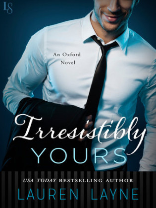 Author Lauren Layne shares her dream cast for Irresistibly Yours! + Giveaway