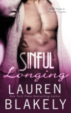 Cover Reveal: Sinful Longing by Lauren Blakely