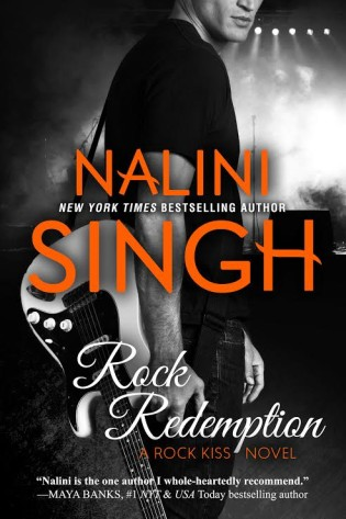 Release Day Alert: Rock Redemption by Nalini Singh & $50 giveaway!