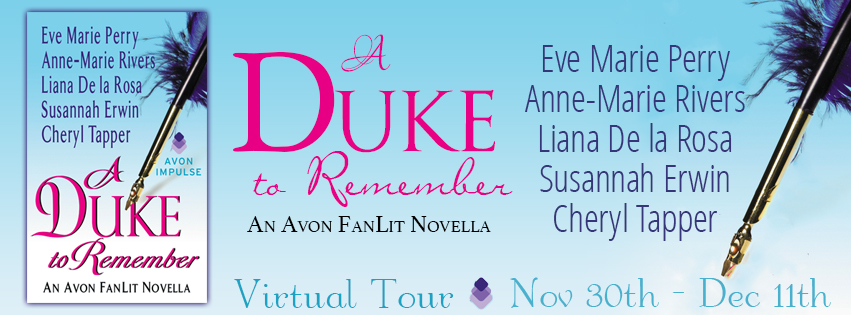 A Duke to Remember: An Avon FanLit Novella
