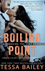 Excerpt: Boiling Point by Tessa Bailey