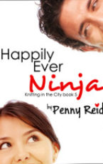 Happily Ever Ninja by Penny Reid: Release Day + Giveaway