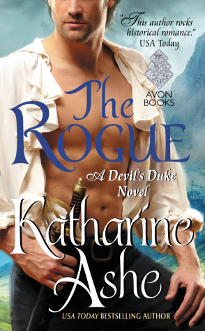 Q&A with Katherine Ashe author of The Rogue + Giveaway