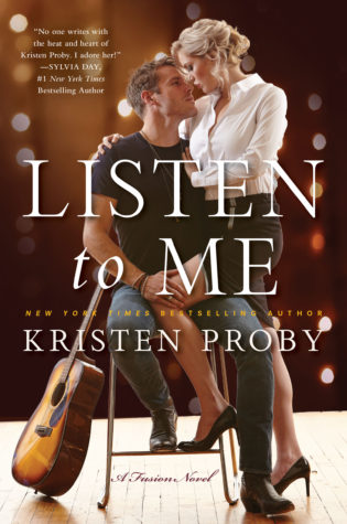 Release day: Listen to me by Kristen Proby + giveaway