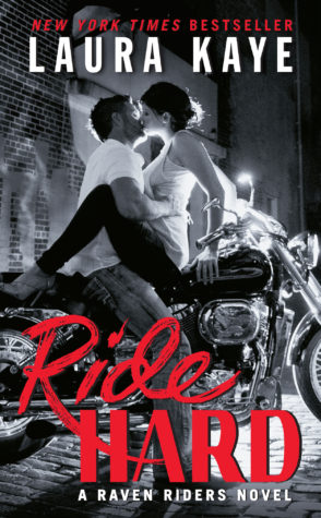 Excerpt: Ride Hard by Laura Kaye + giveaway
