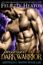 Blog barrage: Possessed by a Dark Warrior by Felicity Heaton + giveaway