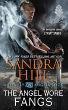 Excerpt: Angel Wore Fangs Blog by Sandra Hill and Giveaway