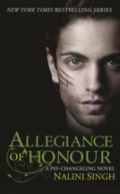 Early Review: Allegiance of Honour by Nalini Singh + Giveaway