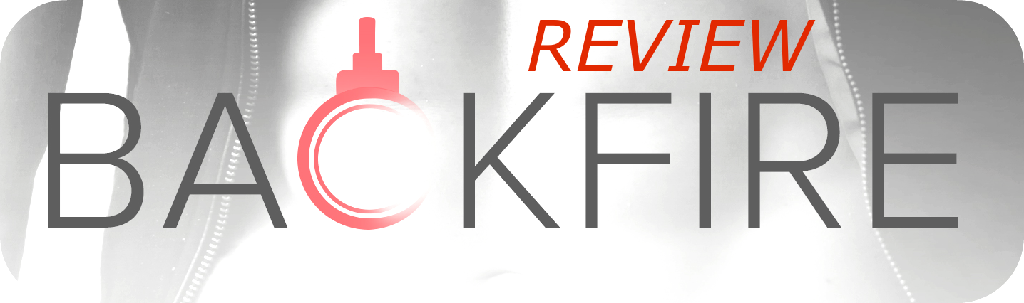 Review: Backfire by Keri Lake + Giveaway