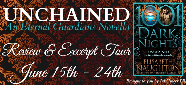 Review: Unchained by Elisabeth Naughton