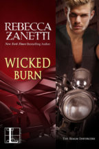 ARC Review: Wicked Burn by Rebecca Zanetti