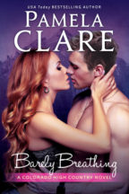Review: Barely Breathing by Pamela Clare